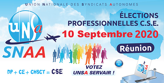 Elections-cse-servair-reunion-2020-unsa-servair